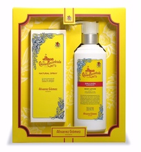 ALVAREZ GOMEZ Set EdC + Body Lotion