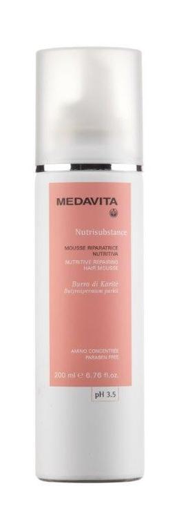 MEDAVITA Nutrisubstance Nährendes Repair Mousse, 200ml