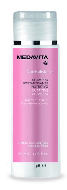 MEDAVITA Nutrisubstance Nutritive Shampoo, 55 ml