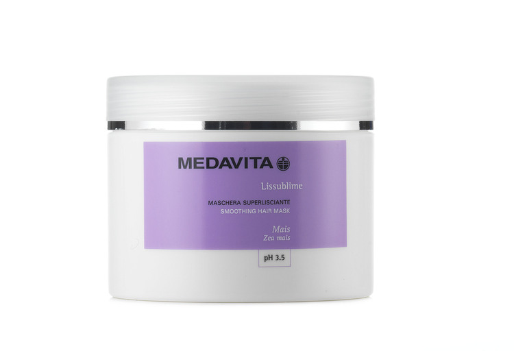 MEDAVITA Lissublime Smoothing Hair Mask, 500ml