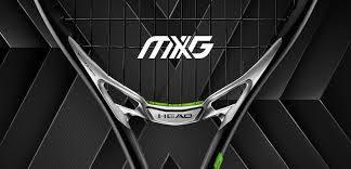 HEAD MXG  3 turnierschläger