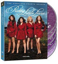 Pretty Little Liars. Staffel.4, 5 DVDs