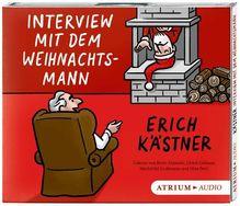 Interview mit dem Weihnachtsmann, Audio-CD | Kästner, Erich