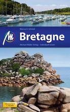 Bretagne, m. 1 Karte | Schmid, Marcus X.