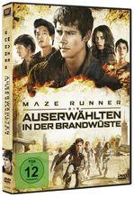 Maze Runner - Die Auserwählten in der Brandwüste, 1 DVD