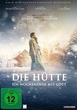 Die Hütte - ein Wochenende mit Gott, 1 DVD   Young, William P.