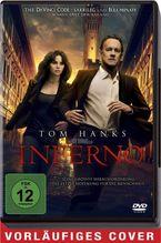 Inferno, 1 DVD