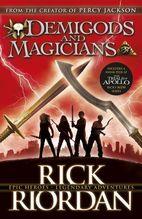 Demigods and Magicians | Riordan, Rick
