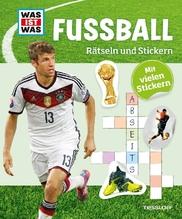 Fußball, Rätseln und Stickern