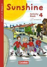 4. Schuljahr, Activity Book mit Audio-CD und Minibildkarten