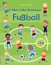 Mein erstes Stickerbuch: Fußball | Taplin, Sam