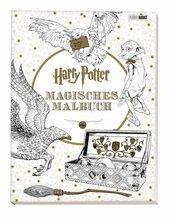 Harry Potter - Magisches Malbuch