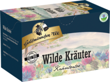 Goldmännchen Tee Wilde Kräuter