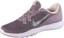 Da-Fitness-Schuh Nike Flex Trainer 7 Farbe: taupegrey/metallic