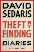 Theft by Finding | Sedaris, David
