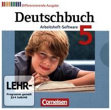 5. Schuljahr, Übungs-CD-ROM zum Arbeitsheft