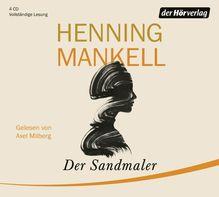 Der Sandmaler, 4 Audio-CDs | Mankell, Henning