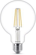 LEDClassic 60W G93 E27 WW CL ND LED-Kugel / A++