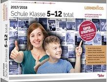 Schule Klasse 5-12 total 2017/2018, CD-ROM