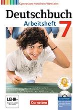 7. Schuljahr, Arbeitsheft m. Übungs-CD-ROM
