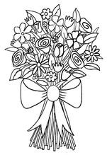 Blumenstrauß 'Mach mir was schönes'