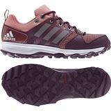 Adidas Galaxy Trail-Runnigschuh Damen rednight/white/energy blue