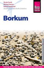 Reise Know-How Reiseführer Borkum | Funck, Nicole; Narten, Michael; Hanewald, Roland