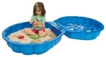 Sand- und Wassermuschel