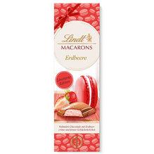 Lindt 'Macaron Erdbeere' Tafel, 100g