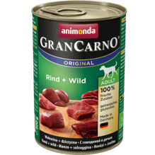 Gran Carno Rind + Wild