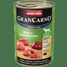 Gran Carno Rind + Entenherz
