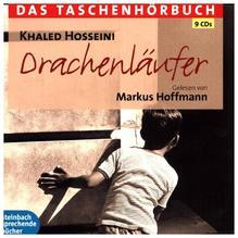 Drachenläufer, 9 Audio-CDs | Hosseini, Khaled