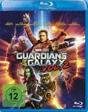 Guardians of the Galaxy. Vol.2, 1 Blu-ray