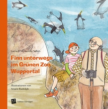 Finn unterwegs im Grünen Zoo Wuppertal