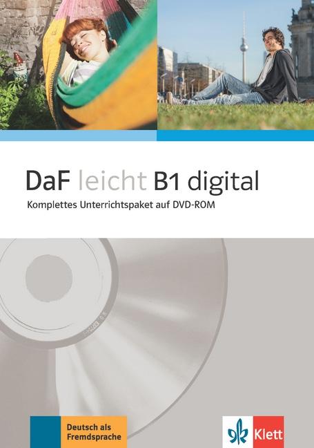 DaF leicht B1 digital, DVD-ROM