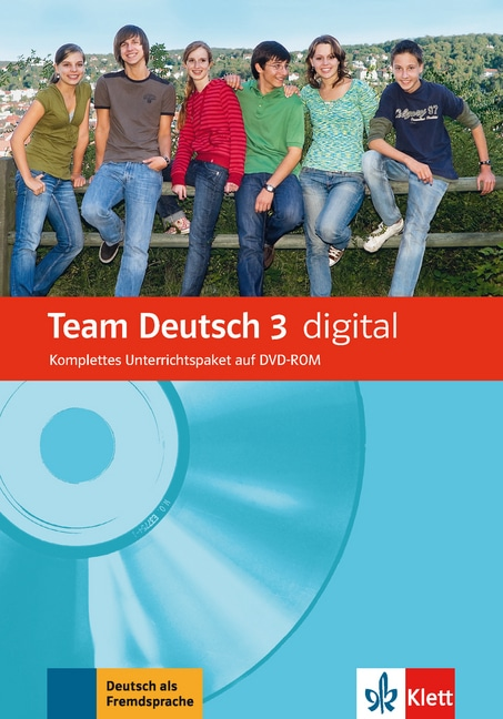 Team Deutsch digital, DVD-ROM