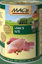 Lamm und  Pute