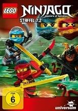 LEGO Ninjago. Staffel.7.2, 1 DVD