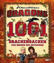 Dragons: 1001 Drachensachen zum Suchen und Entdecken