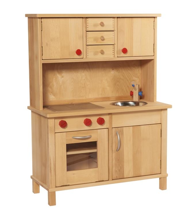 Kinderküche mit Oberschrank