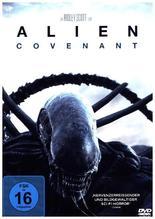 Alien: Covenant, 1 DVD