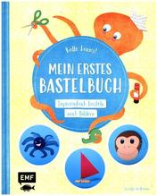 Kalle kann's! - Mein erstes Bastelbuch | Lindemann, Swantje