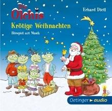 Die Olchis. Krötige Weihnachten, 1 Audio-CD | Dietl, Erhard