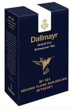 Dallmayr Schwarzer Tee lose Grand Cru Nr. 121 Second Flush Darjeeling SFTGFOP1