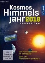 Kosmos Himmelsjahr professional 2018, m. DVD-ROM | Keller, Hans-Ulrich