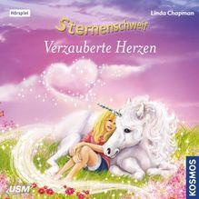 Sternenschweif - Verzauberte Herzen, 1 Audio-CD | Chapman, Linda