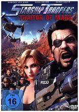 Starship Troopers: Traitor of Mars, 1 DVD