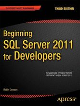 Beginning SQL Server 2012 for Developers | Dewson, Robin