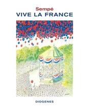 Vive la France | Sempé, Jean-Jacques