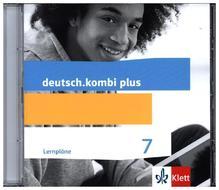 7. Schuljahr, Lernpläne, CD-ROM